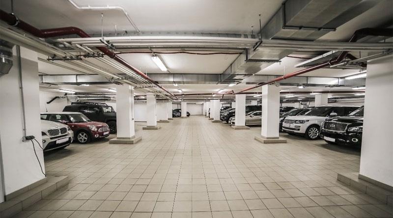 Охраняемый паркинг автоломбарда