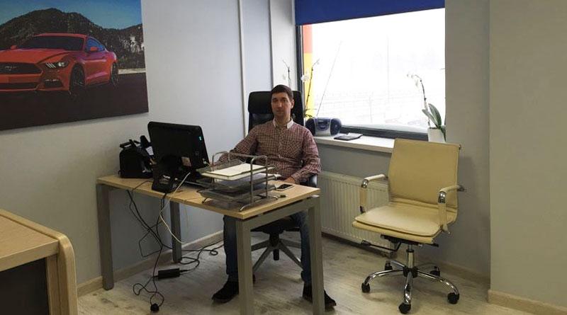 Офис автоломбарда Гольфстрим - Теплый стан